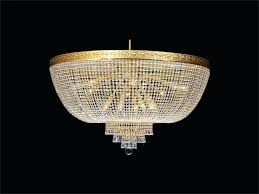 16 light chandelier 3 f 1 floor basket flush mount caracas lighting licious