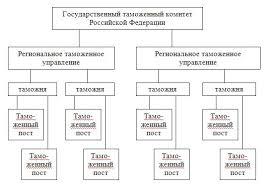 Место таможенных органов в системе отраслей национальной экономики  Место таможенных органов в системе отраслей национальной экономики РФ курсовая работа