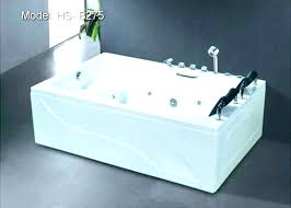 two person bathtub jetted tub jetted claw foot tub two person bathtub designs ergonomic 2 whirlpool tub luxury large within proportions acrylic jetted tub 2