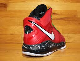 lebron 8 christmas. new nike air max lebron 8 christmas pack restock in dr jays stores