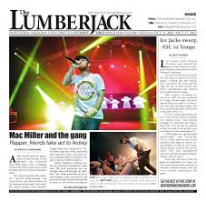 The Lumberjack Issue 8 Fall 2012 Vol 99 By The