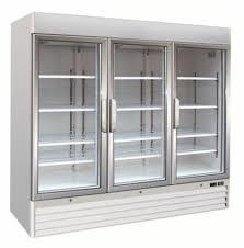 foodmaster ice 3 display freezer glass