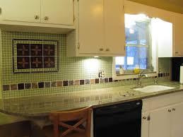 Green Tile Backsplash Kitchen 17 Best Ideas About Green Subway Tile On Pinterest Subway Tile