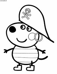 Peppa Pig Disegni Da Colorare On Line Fredrotgans