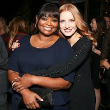 Jessica Chastain Helped Octavia Spencer Get 5 Times Her Pay   PEOPLE.com