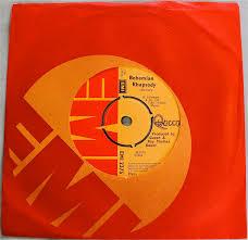 Vinyl Junkie Bohemian Rhapsody By Queen