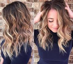 por cuts and hair color trends