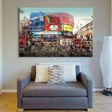 london england large wall art picture