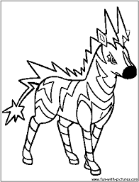 Zebstrika Coloring Page Png 800 1050