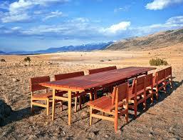 Mahogany Wood Treatment  HomeSteadyOutdoor Mahogany Furniture