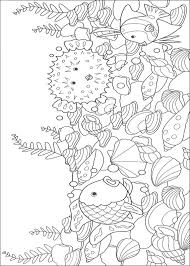 Small Picture Inspirational Underwater Coloring Pages 43 In Line Drawings with