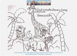 Free Printable Nativity Story Coloring Pages Best Of The Creation