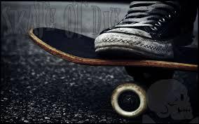 Skater aesthetic collage for an iphone wallpaper. Skate Or Die Sneakers Wallpaper Skateboard Element Skateboards