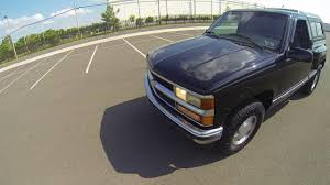 Review for 1996 Chevy cheyenne 1500 flareside 4x4 5-Speed Manual ...