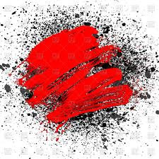 black and red and white background design.  Design Black And Red Ink Blods On White Background Vector Image U2013 Artwork  Of Backgrounds Click To Zoom On And Red White Background Design H