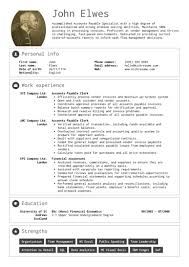 Accountant Resume Sample Stunning Resume Examples By Real People Midlevel Accountant Resume Sample