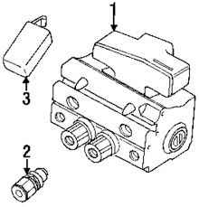 2002 Chevy 1500 Abs Diagram