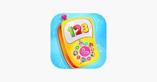 App Store: Kids <b>Mobile Phone</b> - Family & Educational <b>Baby</b> Game
