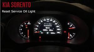 2011 Kia Sorento Airbag Light Reset Kia Sorento Reset Service Light