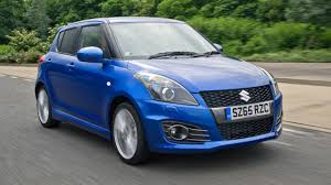 Suzuki Swift Ocean Light Blue Last Of The No Turbos Goodbye To Suzukis Swift Sport Top