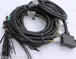 towbar wiring harness residential electrical symbols \u2022 toyota tow bar wiring harness toyota landcruiser 70 series towbar wiring harness from sept 09 u003e new rh ebay com au