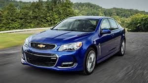 2016 Chevy SS first drive with photos, specs, power and pricing