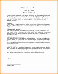 Sample Certificate Of Authority Copy Child Support Letters Sample
