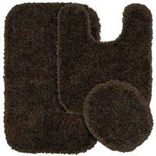 serendipity brown bathroom rugs target bath n