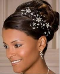 Africa Hair Style hairstyle black image of natural wedding hairstyles for black 3402 by wearticles.com