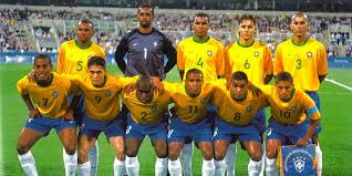 Camisa da selecao olimpica brasileira. 500 Dias Selecao Brasileira Tem Historico De Craques Nas Olimpiadas Confederacao Brasileira De Futebol