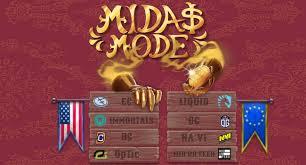 new dota 2 midas mode tournament to commence in november kill