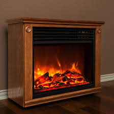 Infrared Fireplace Heater