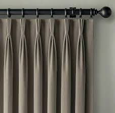 modern curtain rods. Contemporary Curtain Rods Rod Marvellous Modern Designs Big Black N