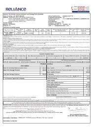 Traditional pet insurance is expensive, can be restrictive and comes with a lot of confusing paperwork. Reliance Policy Download Fill Online Printable Fillable Blank Pdffiller