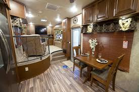 Astonishing used front living room fifth wheel for sale