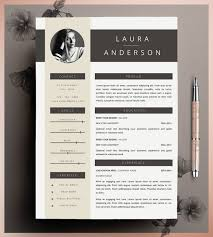 creative resume template cv template instant download editable in ms word and pages cover letter how to get resume templates on microsoft word