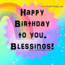 Birthday Blessing Quotes Gorgeous Happy Birthday More And More Blessings To You Christian Birthday
