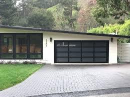 black garage door modern contemporary garage door design and installation madden intended for black doors idea black garage door