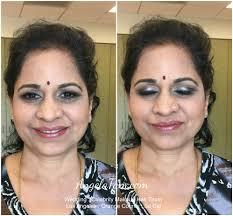indian wedding diamond bar center south asian mob makeup artist hair design team angela tam