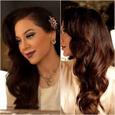 1920s hairstyles for long hair wedding hairstyle for long hair 1940 s inspired hair tutorial