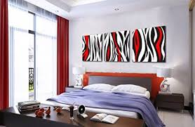 espritte art huge red and black and white abstract art picture painting on canvas print on black red and white wall art with amazon espritte art huge red and black and white abstract art