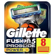 Сменные кассеты для бритья <b>Gillette Fusion ProGlide Power</b> (8 шт ...