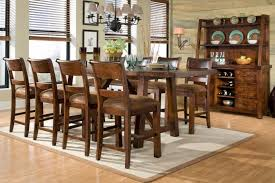 Pub Style Kitchen Table Sets 8 Break Room Tables And Chairs Home And Interior
