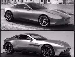 Ferrari Roma Vs Aston Martin Vantage Design Comparison Tells The Truth Autoevolution