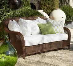 palmetto all weather wicker 74 5 sofa