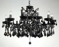 choosing the perfect black chandelier for modern home decor