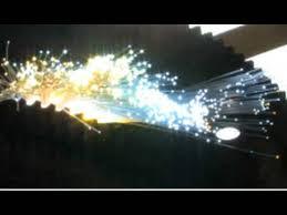 fresnel lens fiber optic optical cable