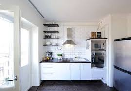 Small Picture 20 Spacious Small Kitchen Ideas Apartment kitchen Small