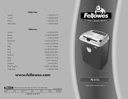Fellowes Ps 67cs Shredder Red Light Fellowes Ps 67cs Shredder Manual Manualzz Com