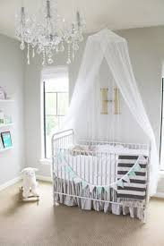 A Minted Glam Nursery Design From Veronika's Blushing